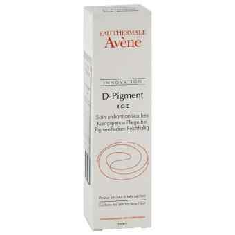 Avene D-pigment Pflege bei Pigmentflecken reichh.