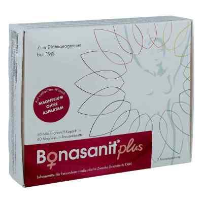 Bonasanit plus 60 Kapseln /60 Br.tabl. Kombipackung