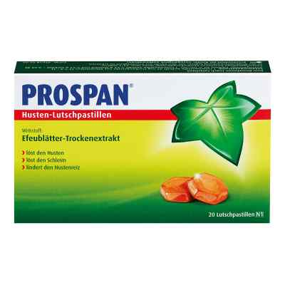Prospan Husten-Lutschpastillen  bei apo-discounter.de bestellen