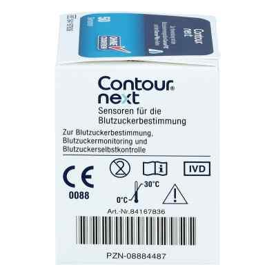 Contour next Sensoren Teststreifen  bei apo-discounter.de bestellen