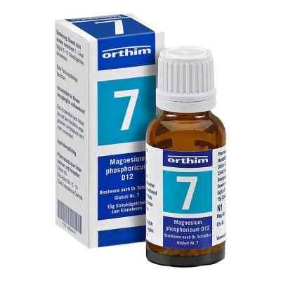 Biochemie Globuli 7 Magnesium phosphoric.D 12  bei apo-discounter.de bestellen