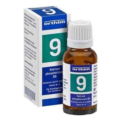 Biochemie Globuli 9 Natrium phosphoricum D6  bei apo-discounter.de bestellen