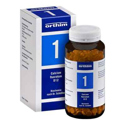 Biochemie Orthim 1 Calcium fluoratum D12 Tabletten   bei apo-discounter.de bestellen