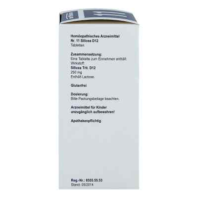 Biochemie Orthim 11 Silicea D12 Tabletten  bei apo-discounter.de bestellen