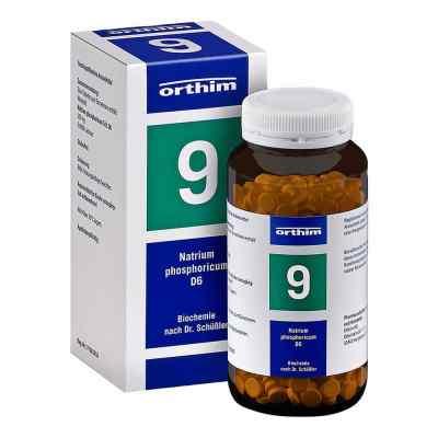 Biochemie Orthim 9 Natrium phosphoricum D6 Tabletten  bei apo-discounter.de bestellen