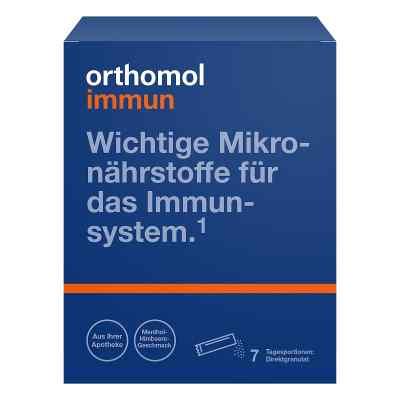 Orthomol Immun Direktgranulat Himbeer/menthol  bei apo-discounter.de bestellen