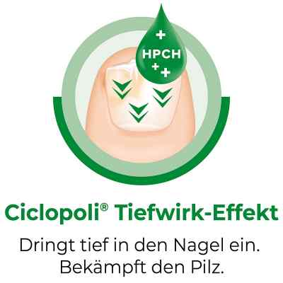 Ciclopoli gegen Nagelpilz  bei apo-discounter.de bestellen