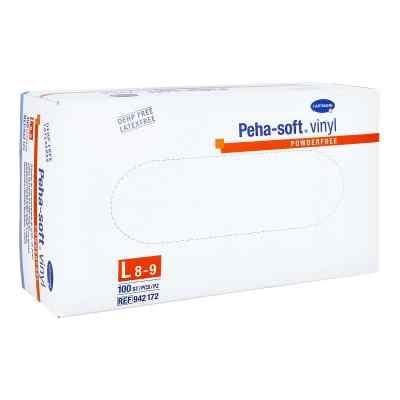 Peha Soft Vinyl Handschuhe puderfrei gross  bei apo-discounter.de bestellen
