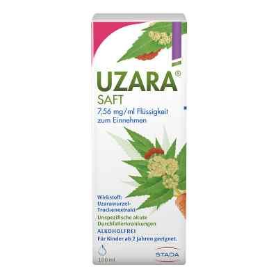 UZARA SAFT 7,56mg/ml