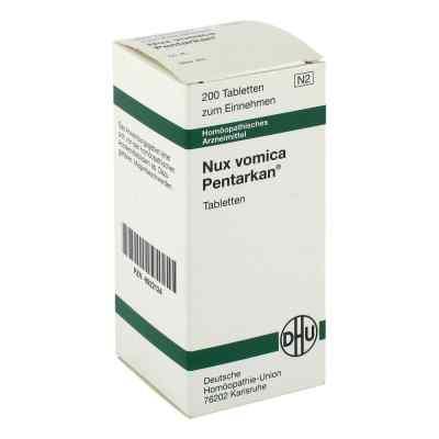 Nux Vomica Pentarkan Tabletten  bei apo-discounter.de bestellen
