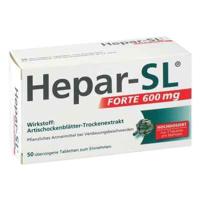 Hepar-SL forte 600mg