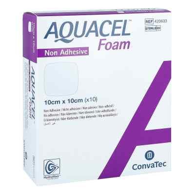 Aquacel Foam nicht adhäsiv 10x10 cm Verband  bei apo-discounter.de bestellen