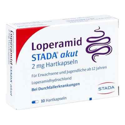 Loperamid STADA akut 2mg  bei apo-discounter.de bestellen