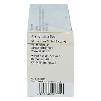 Pfefferminz Tee Menthae piperitae folium bio Salus  bei apo-discounter.de bestellen