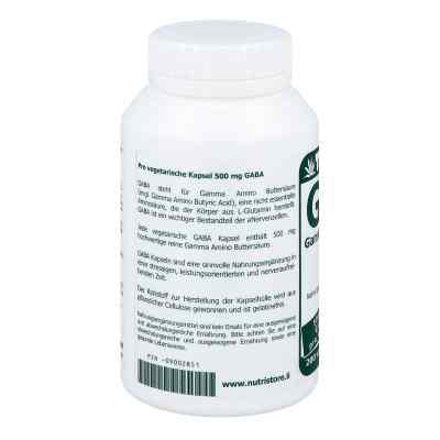 Gaba 500 mg vegetarische Kapseln  bei apo-discounter.de bestellen
