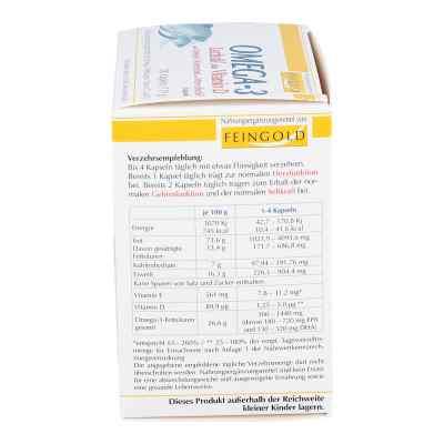 Omega 3 Lachsöl plus Vitamine d pl. Omega3 Konz.kps.  bei apo-discounter.de bestellen