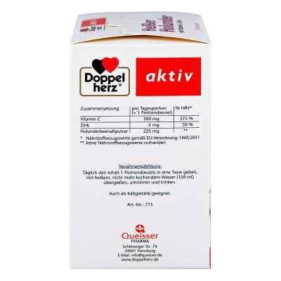 Doppelherz Heisser Holunder mit Vitamin C +Zink Granulat  bei apo-discounter.de bestellen