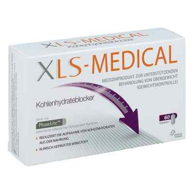 Xls Medical Kohlenhydrateblocker Tabletten  bei apo-discounter.de bestellen