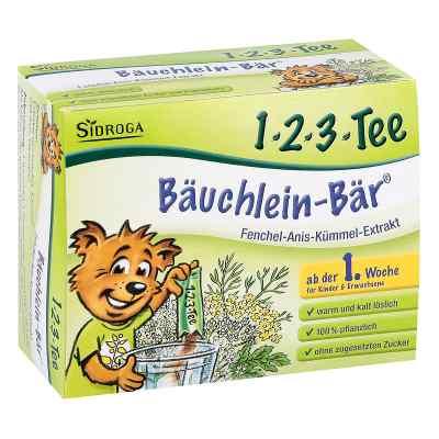 Sidroga 1.2.3 Tee Bäuchlein Bär Extrakt bei apo-discounter.de bestellen