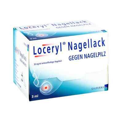 Loceryl Nagellack gegen Nagelpilz bei apo-discounter.de bestellen