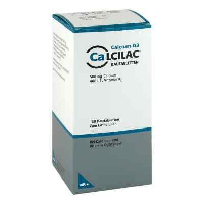 Calcilac 500mg/400 I.E.  bei apo-discounter.de bestellen
