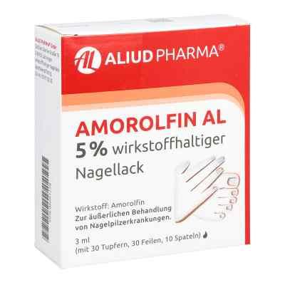 Amorolfin AL 5% wirkstoffhaltiger Nagellack