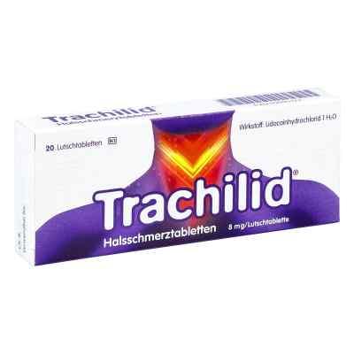 Trachilid Halsschmerztabletten  bei apo-discounter.de bestellen