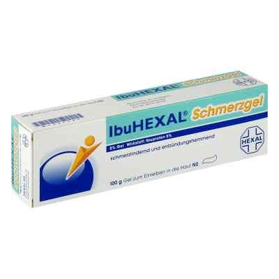 IbuHEXAL Schmerzgel 5%