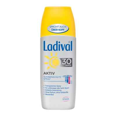 Ladival Sonnenschutzspray Lsf 30