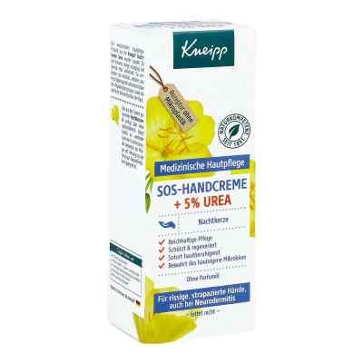 Kneipp Handcreme Nachtkerze + 5% Urea