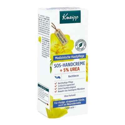 Kneipp Handcreme Nachtkerze + 5% Urea  bei apo-discounter.de bestellen