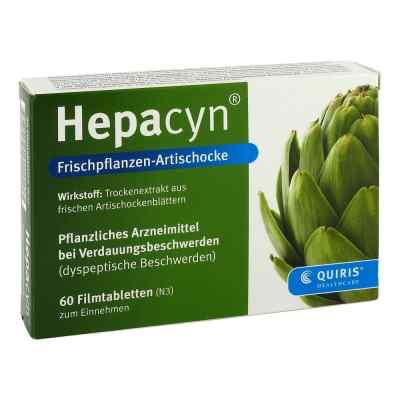 Hepacyn Frischpflanzen-Artischocke  bei apo-discounter.de bestellen