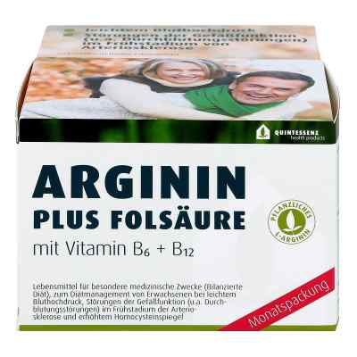 Arginin Plus Folsäure Kapseln  bei apo-discounter.de bestellen