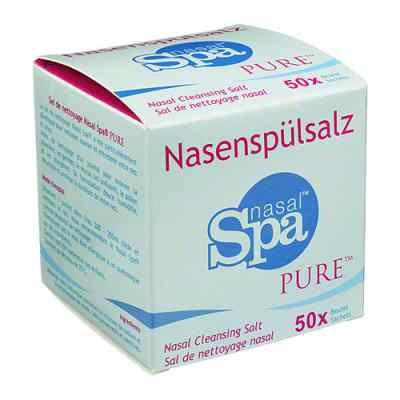 Nasal Spa Nasenspülsalz Pure
