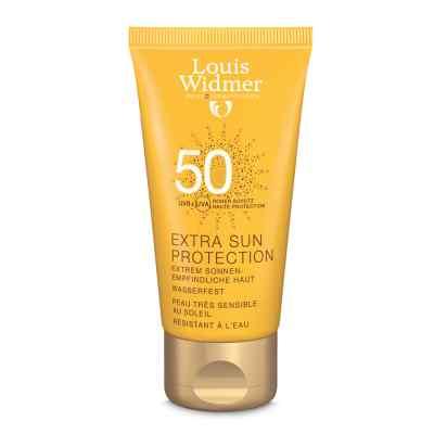 Widmer Extra Sun Protection 50 Creme unparfümiert  bei apo-discounter.de bestellen