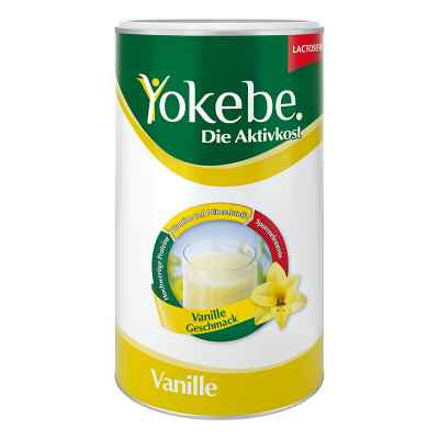 Yokebe Lactosefrei Vanille Pulver  bei apo-discounter.de bestellen