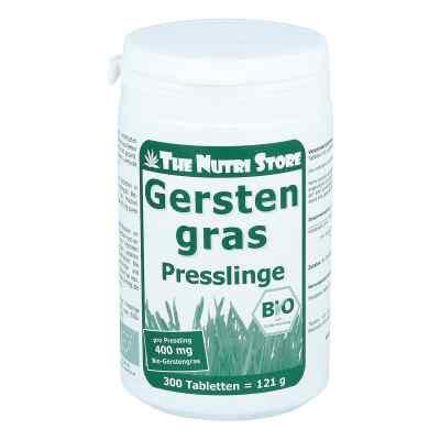 Gerstengras 400 mg Bio Presslinge  bei apo-discounter.de bestellen