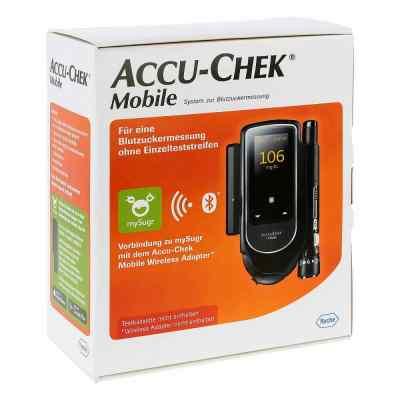 Accu Chek Mobile Set mg/dl Iii  bei bioapotheke.de bestellen