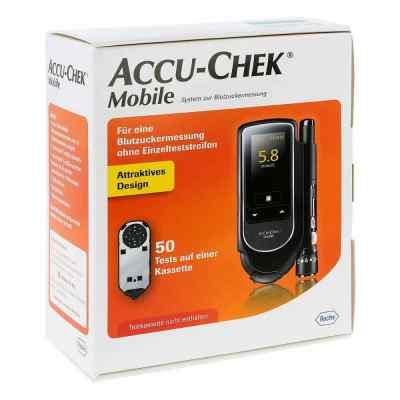 Accu Chek Mobile Set mmol/l Iii  bei bioapotheke.de bestellen