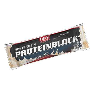 Bbn Hardcore Proteinblock Riegel Macadamia nut  bei apo-discounter.de bestellen