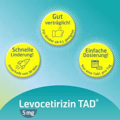 Levocetirizin TAD 5mg  bei apo-discounter.de bestellen