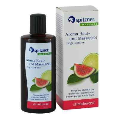 Spitzner Haut- und Massageöl Feige Limone  bei apo-discounter.de bestellen