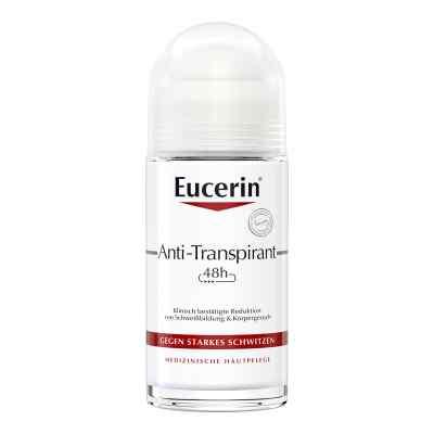 Eucerin Deodorant Antitranspirant Roll on 48 h  bei apo-discounter.de bestellen