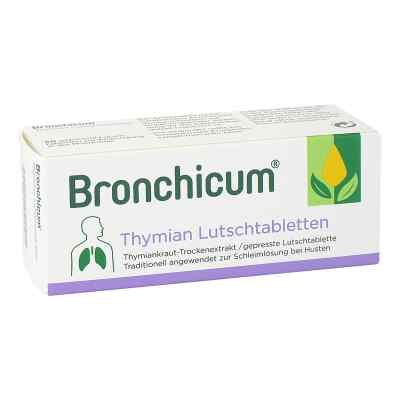 Bronchicum Thymian Lutschtabletten  bei bioapotheke.de bestellen
