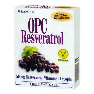 Opc Resveratrol Kapseln  bei apo-discounter.de bestellen