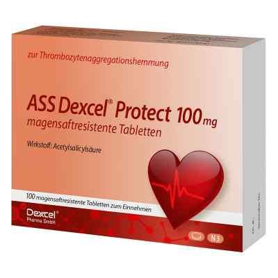 ASS Dexcel Protect 100mg  bei apo-discounter.de bestellen