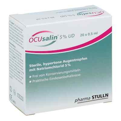 Ocusalin 5% Ud Augentropfen  bei apo-discounter.de bestellen