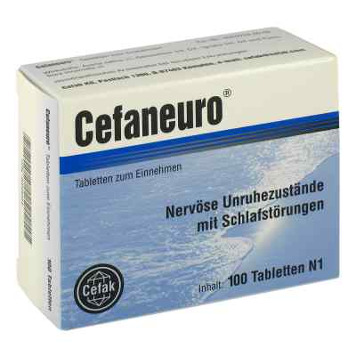 Cefaneuro Tabletten  bei apo-discounter.de bestellen