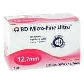 Bd Micro-fine Ultra Pen-nadeln 0,33x12,7 mm  bei apo-discounter.de bestellen