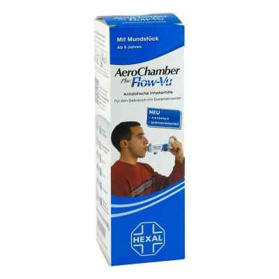 Aerochamber Hexal mit Mundstück für  Erwachsenen   und  Kinder  bei apo-discounter.de bestellen